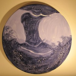PaintedPlate-15inch